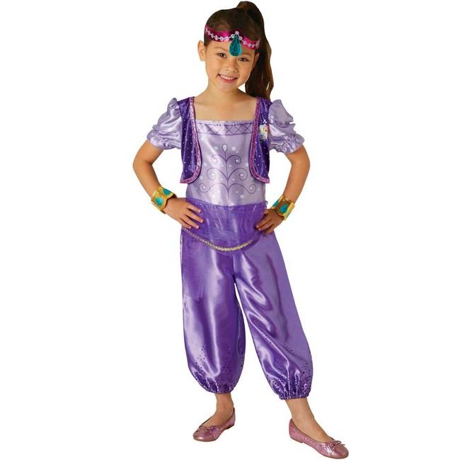 disfraz de shimmer niña - DISFRAZ DE SHIMMER CLASSIC NIÑA