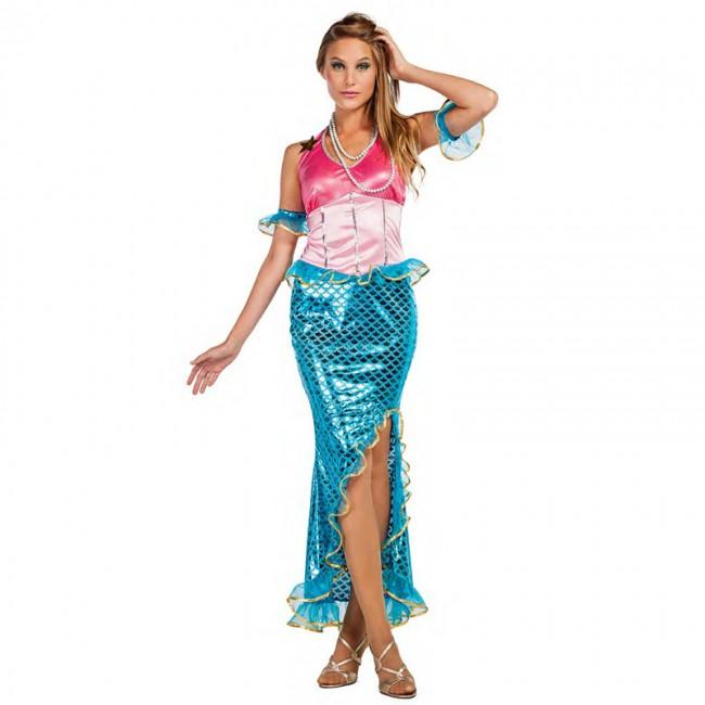 disfraz de sirena para mujer - DISFRAZ DE SIRENA MUJER