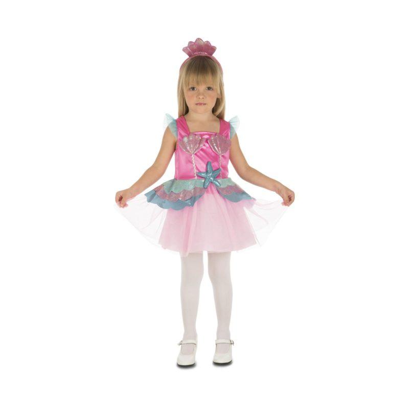 disfraz de sirenita infantil 800x800 - DISFRAZ DE SIRENA NIÑA