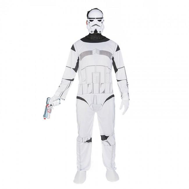 disfraz de stormtrooper adulto - DISFRAZ DE STORMTROOPER HOMBRE
