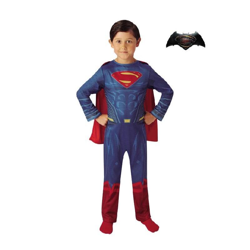 disfraz de superman jl movie classic para nino - DISFRACES NIÑO