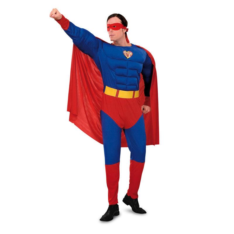 disfraz de superman musculoso adulto 800x800 - DISFRAZ  SUPERMÁN MUSCULOSO ADULTO