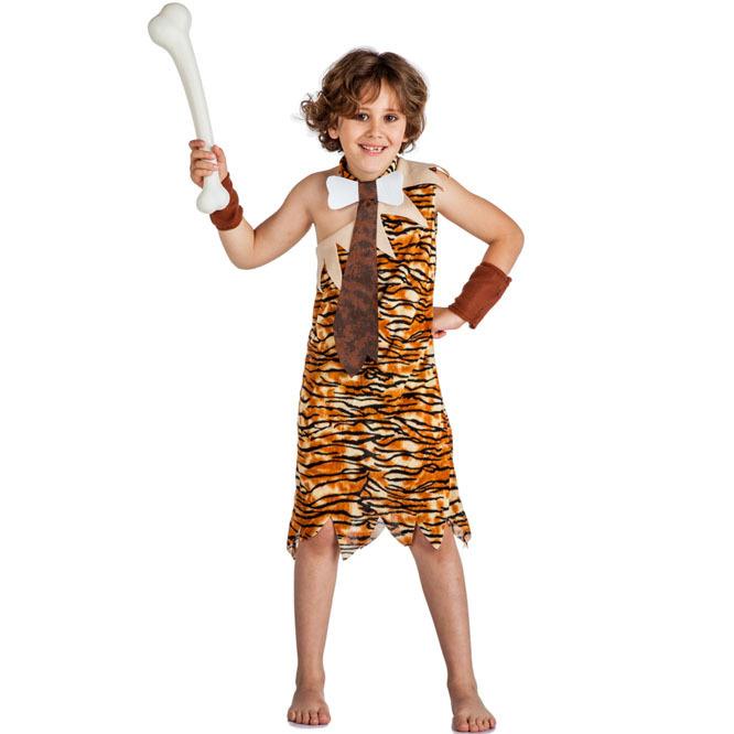 disfraz de troglodita niño - DISFRAZ DE TROGLODITA NIÑO