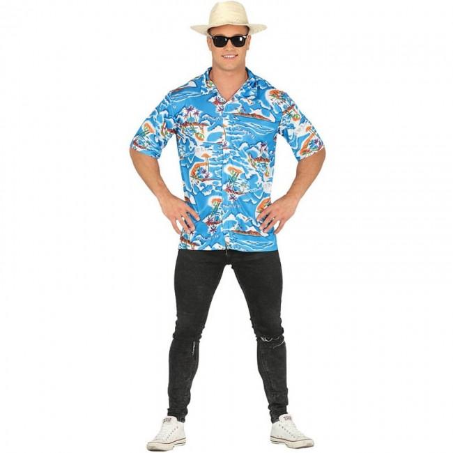 disfraz de turista - DISFRAZ DE TURISTA HAWAIANO
