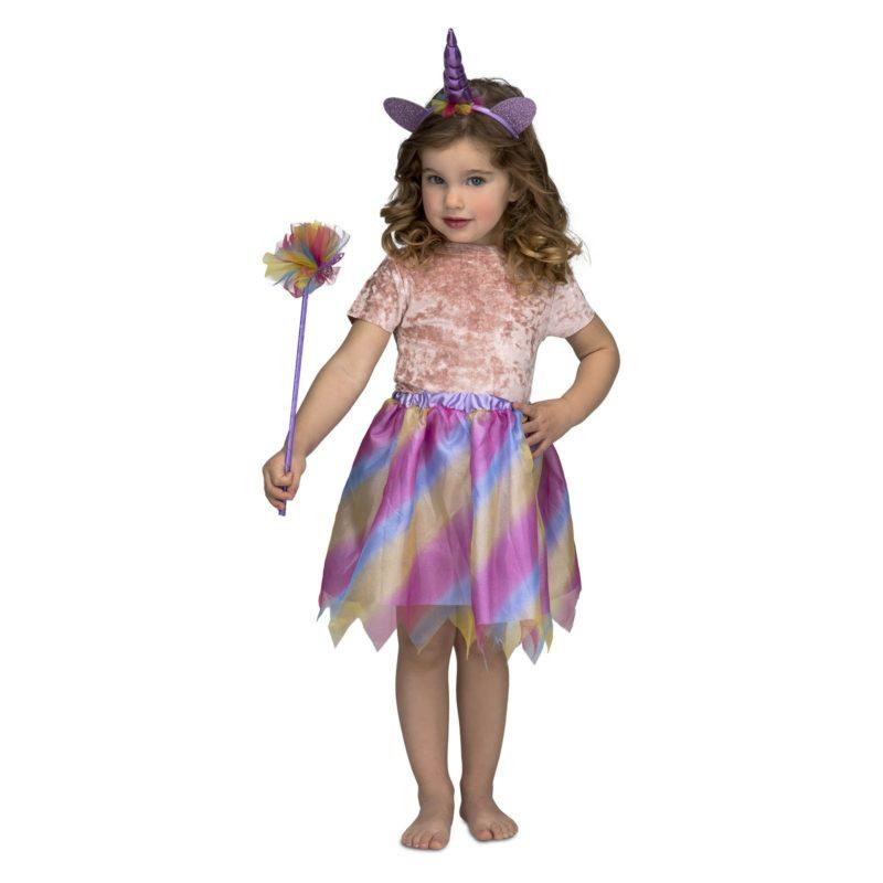 disfraz de tutú unicornio infantil 1 800x800 - DISFRAZ DE TUTU UNICORNIO NIÑA