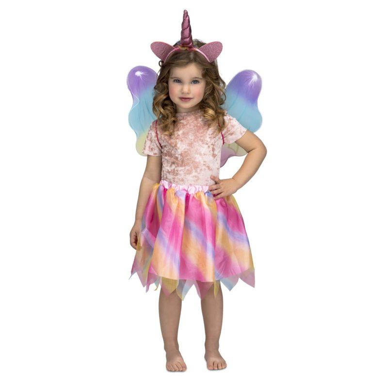 disfraz de tutú unicornio infantil 800x800 - DISFRAZ DE TUTU UNICORNIO NIÑA