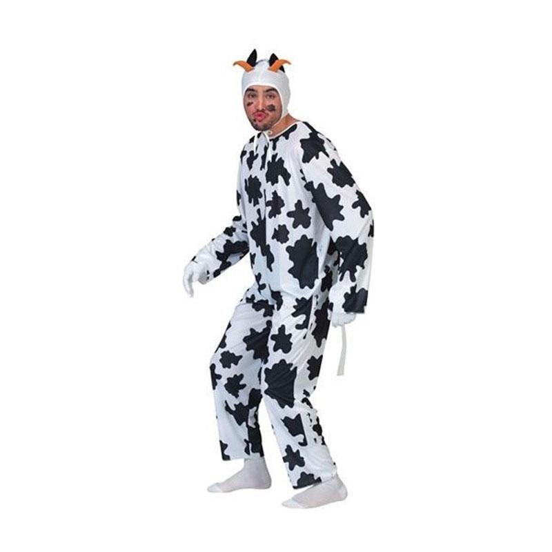 disfraz de vaca adulto - DISFRAZ DE VACA ADULTO