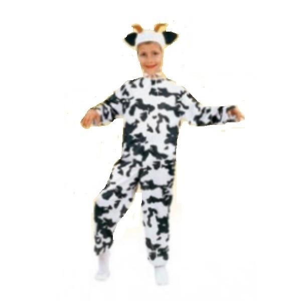 disfraz de vaca infantil 1 - DISFRAZ DE VACA INFANTIL