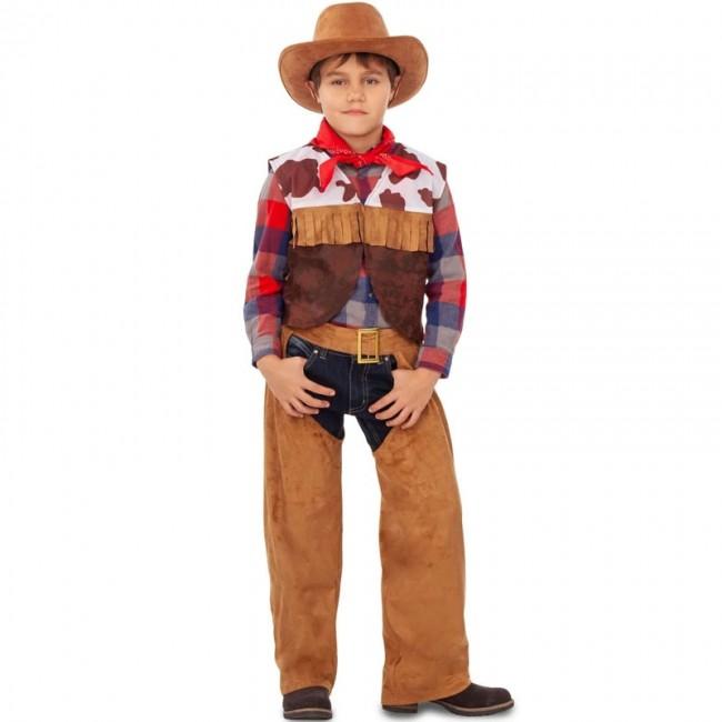 disfraz de vaquero americano para nino - DISFRAZ DE COWBOY NIÑO