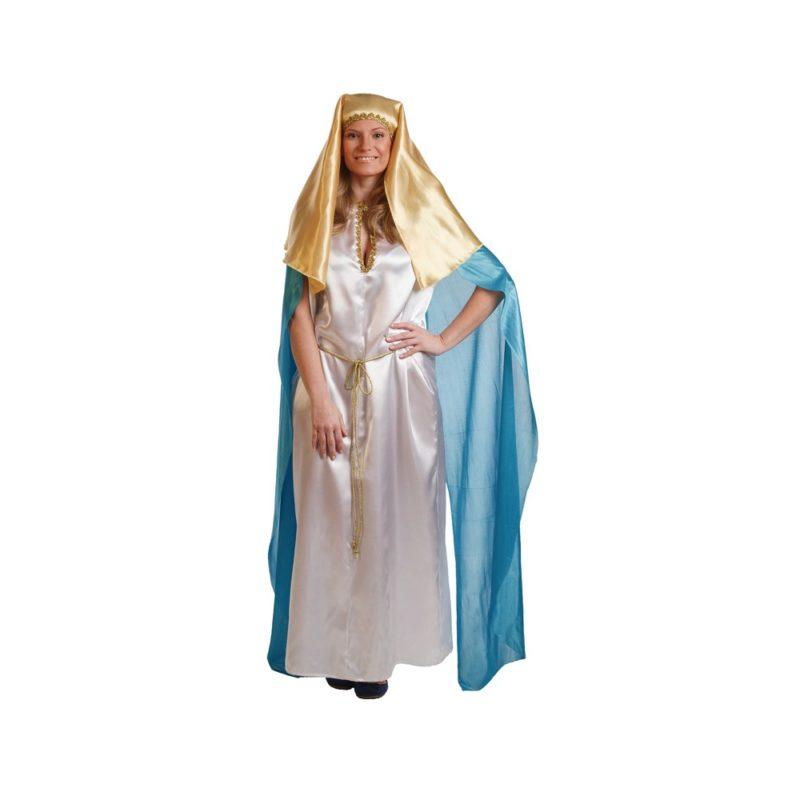 disfraz de virgen maria adulto 800x800 - DISFRAZ DE VIRGEN ADULTA