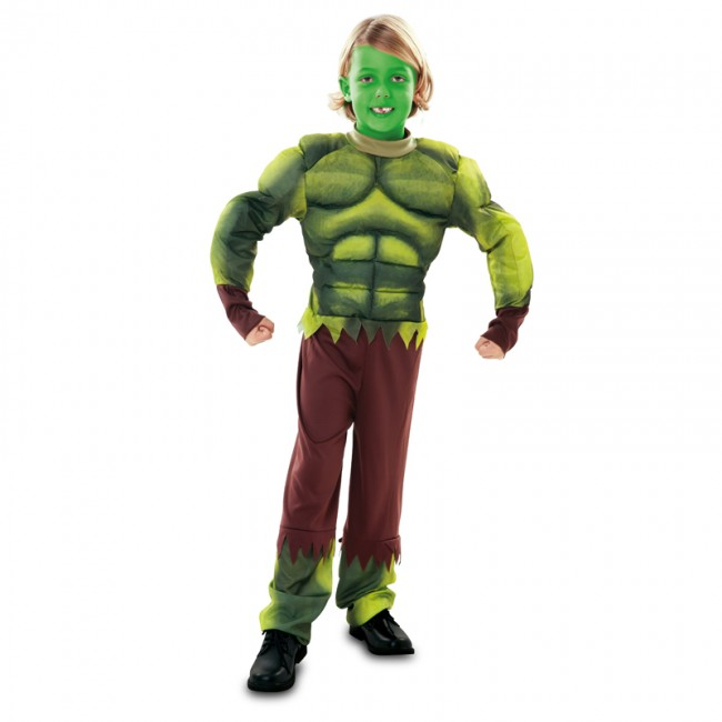 disfraz del increible hulk para nino - DISFRAZ DE HULK INFANTIL