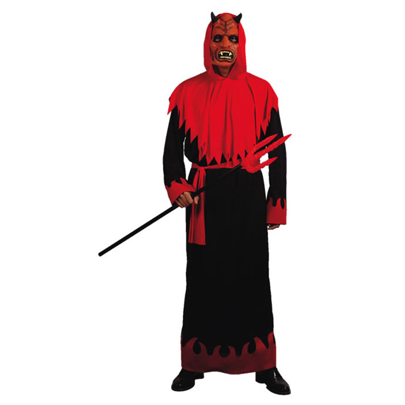 disfraz demonio adulto 1 - DISFRAZ DE DEMONIO ADULTO