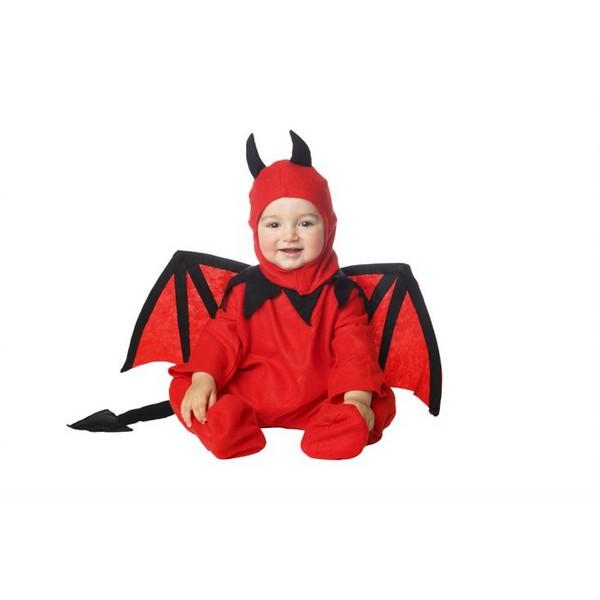 disfraz demonio bebé 1 - DISFRAZ DE DEMONIO BEBÉ