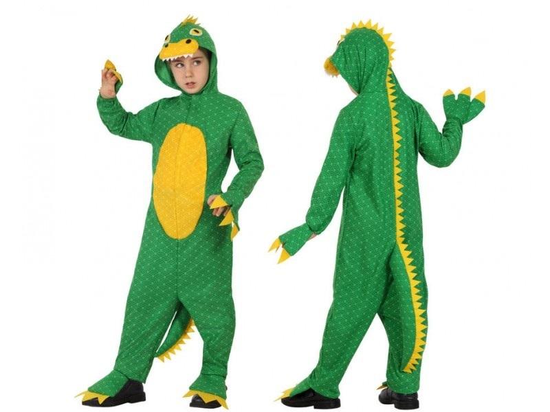 disfraz dinosaurio infantil 1 - DISFRAZ DE DINOSAURIO INFANTIL