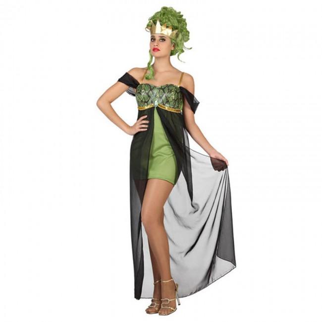 disfraz diosa griega adulto - DISFRAZ DE GRIEGA MUJER