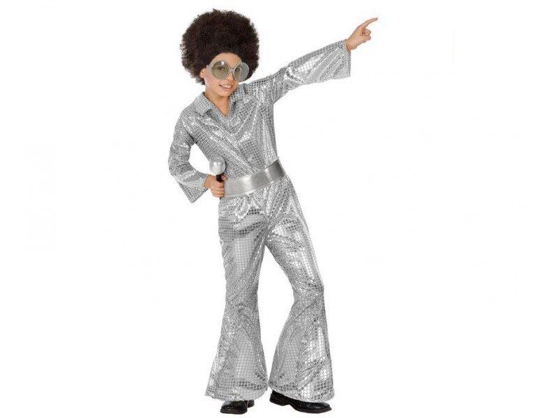 disfraz disco plateado niño 800x600 - DISFRAZ DISCO PLATEADO NIÑO