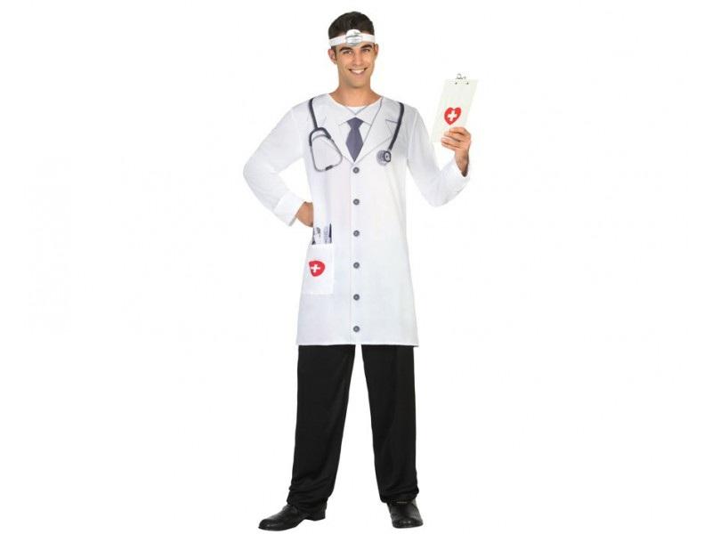 disfraz doctor hombre - DISFRAZ DE DOCTOR HOMBRE