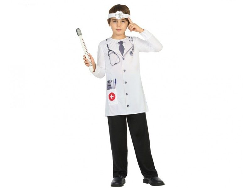 disfraz doctor infantil 800x600 - DISFRAZ DE DOCTOR INFANTIL