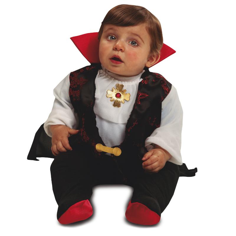 disfraz drácula bebé - DISFRAZ DE  DRACULA BEBE