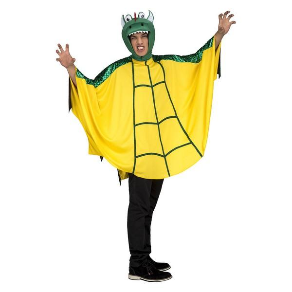 disfraz dragón san jordi hombre - DISFRAZ DE DRAGON SAN JORDI ADULTO