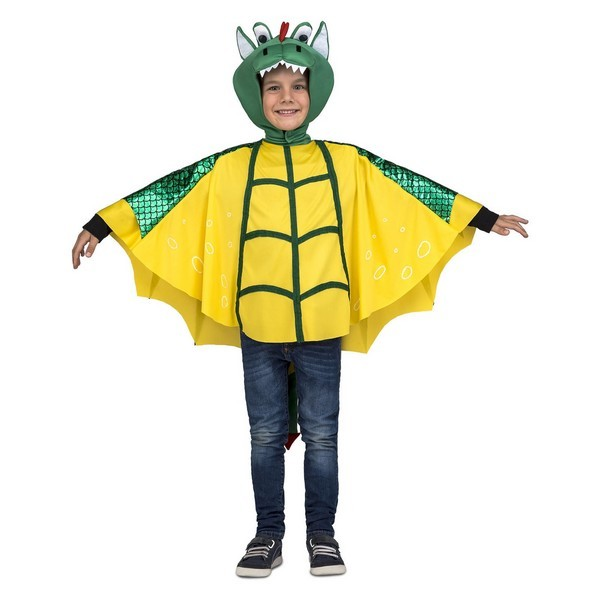 disfraz dragon san jordi infantil - DISFRAZ DE DRAGON SAN JORDI INFANTIL