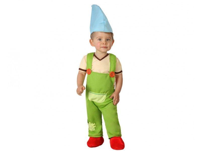 disfraz duende bebé niño 800x600 - DISFRAZ DE DUENDE BEBÉ