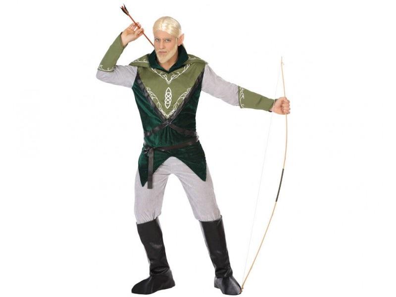 disfraz duende hombre 1 - DISFRAZ DE DUENDE HOMBRE