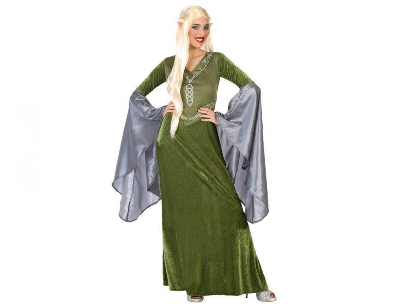 disfraz duende mujer 2 - DISFRAZ DE DUENDE MUJER