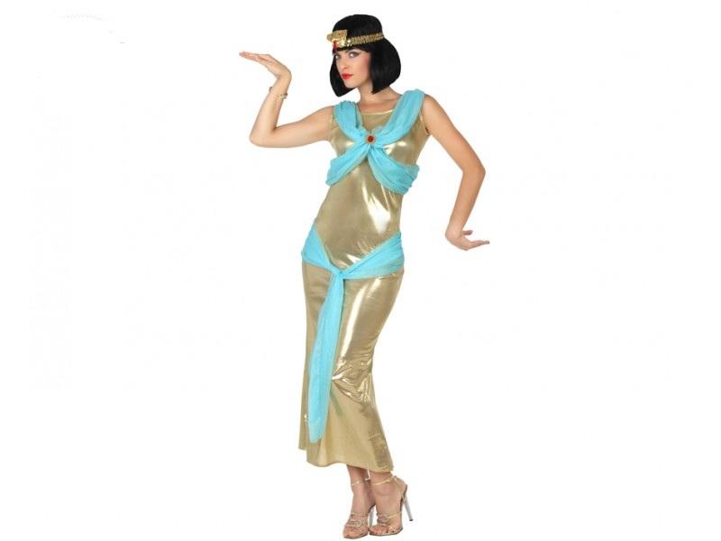 disfraz egipcia adulto t2 - DISFRAZ DE EGIPCIA MUJER