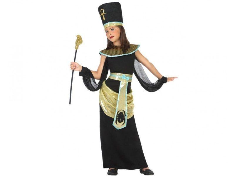 disfraz egipcia niña 800x600 - DISFRAZ DE EGIPCIA NIÑA
