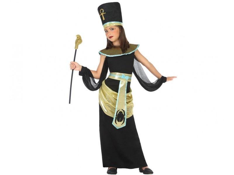 disfraz egipcia niña - DISFRAZ DE EGIPCIA NIÑA