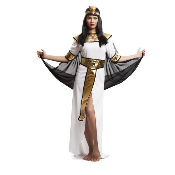 disfraz egipcia oro mujer 203368mom - DISFRAZ DE EGIPCIA DORADO MUJER