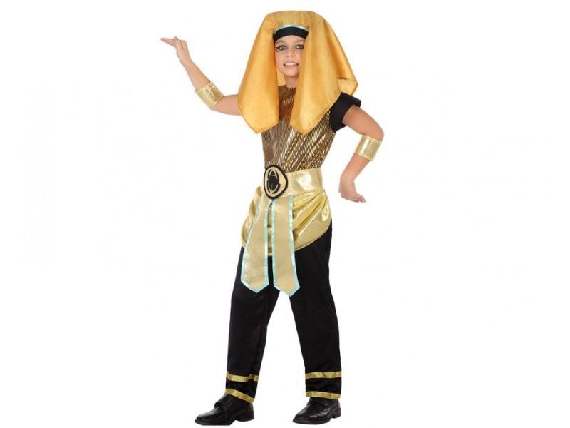disfraz egipcio niño 1 - DISFRAZ DE EGIPCIO NIÑO