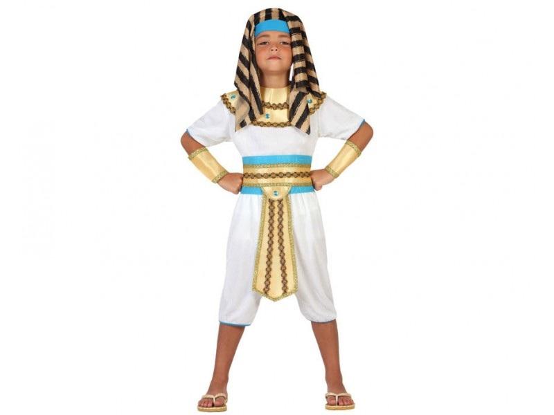 disfraz egipcio niño 2 - DISFRAZ DE EGIPCIO NIÑO