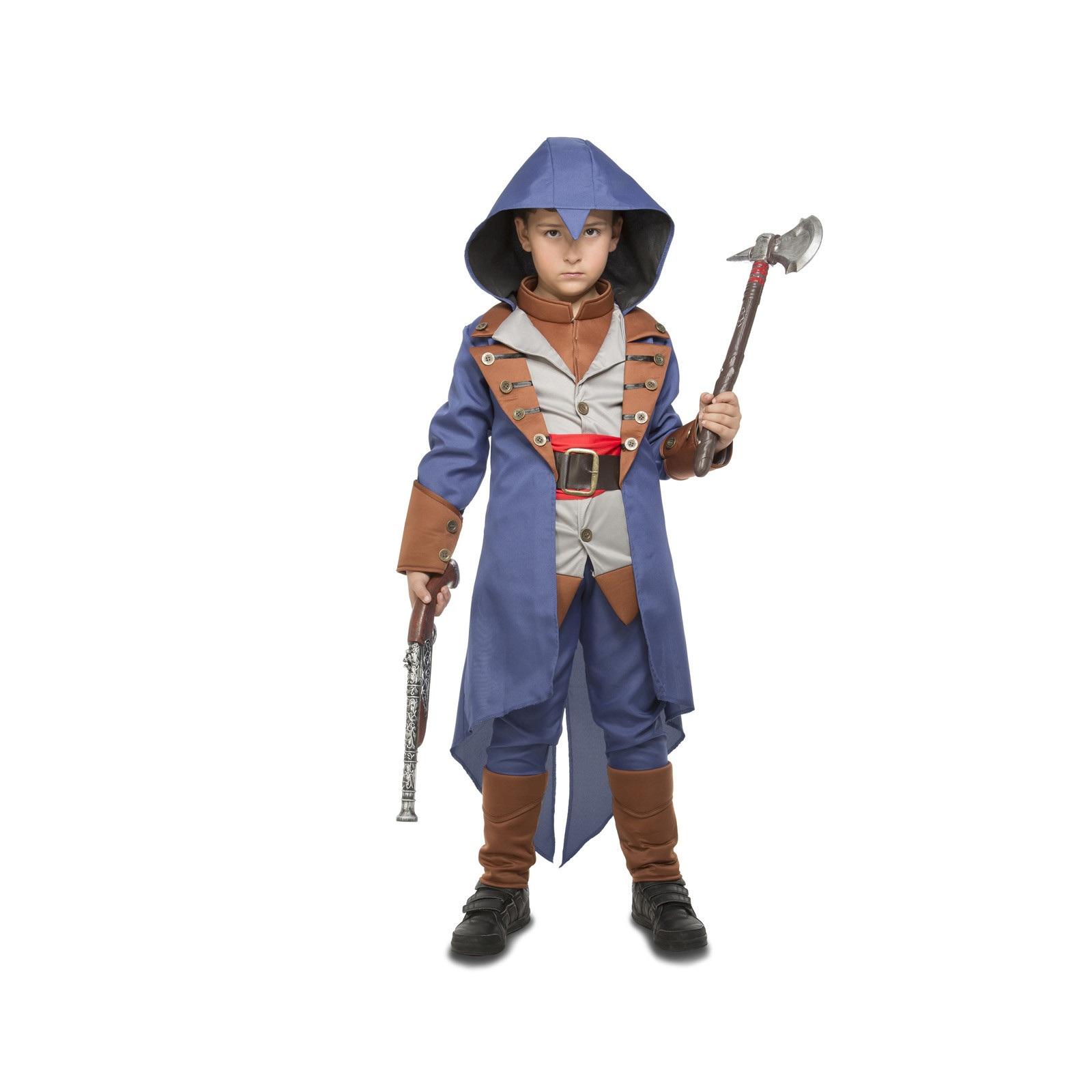 disfraz el asesino azul niño 203950mom - DISFRAZ DEL ASESINO AZUL NIÑO