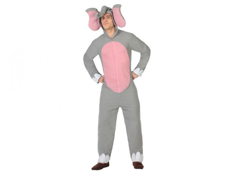 disfraz elefante adulto - DISFRAZ DE ELEFANTE ADULTO