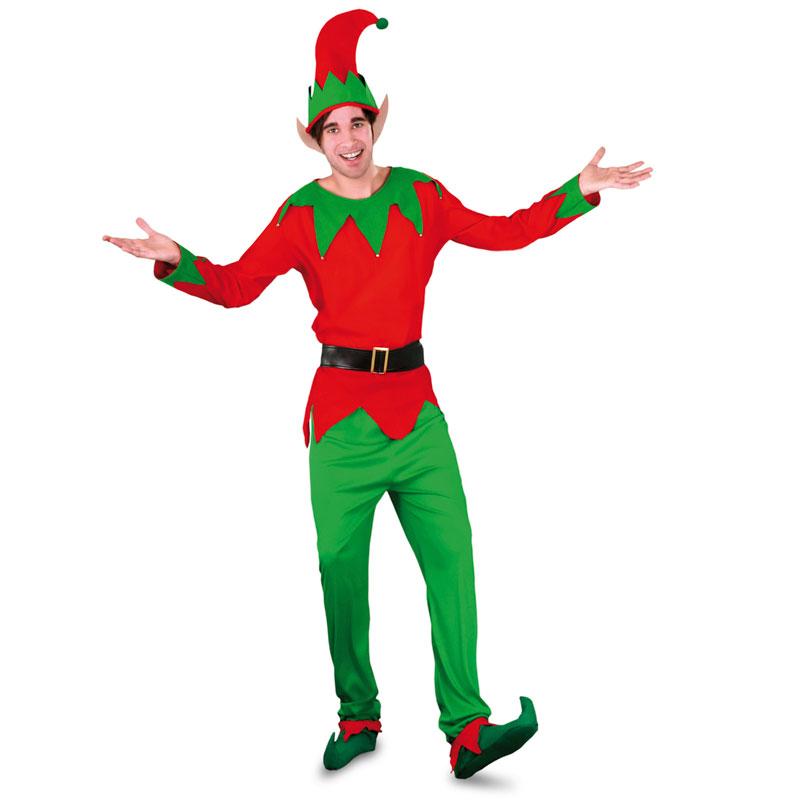 disfraz elfo adulto - DISFRAZ DE ELFO ADULTO