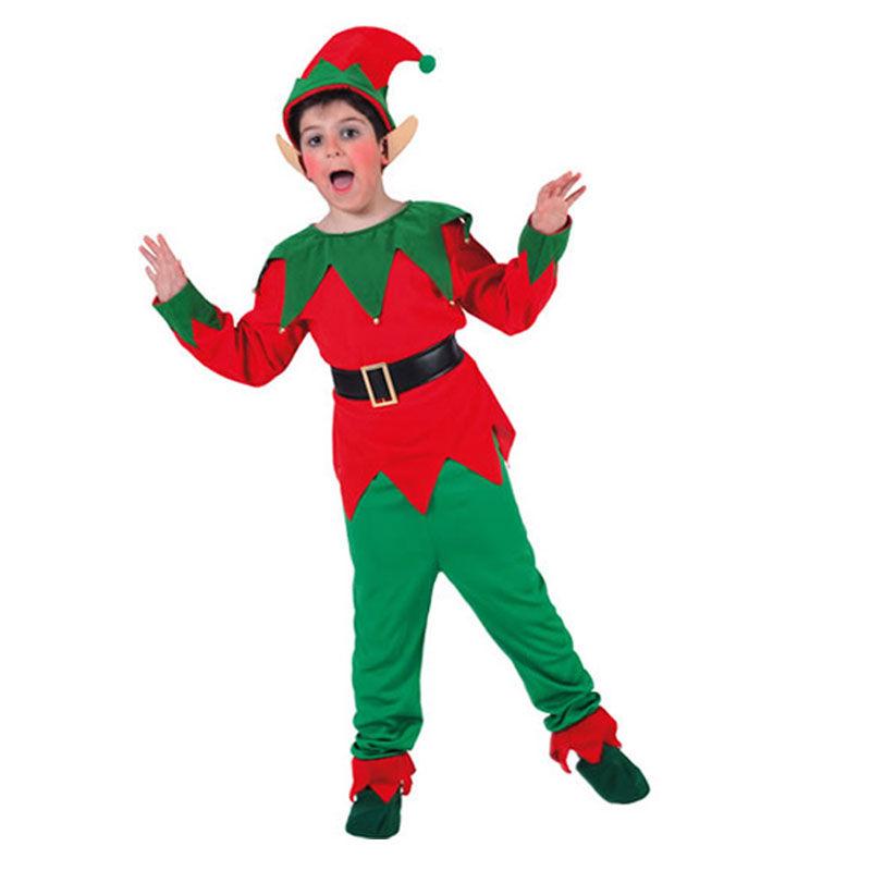 disfraz elfo infantil - DISFRAZ DE ELFO NIÑO