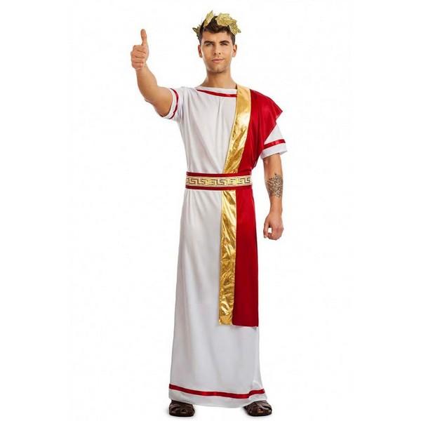 disfraz emperador romano hombre - DISFRAZ ROMANO  EMPERADOR  HOMBRE