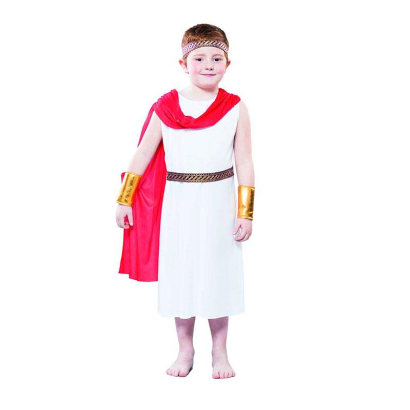 disfraz emperador romano infantil - DISFRAZ DE EMPERADOR ROMANO NIÑO