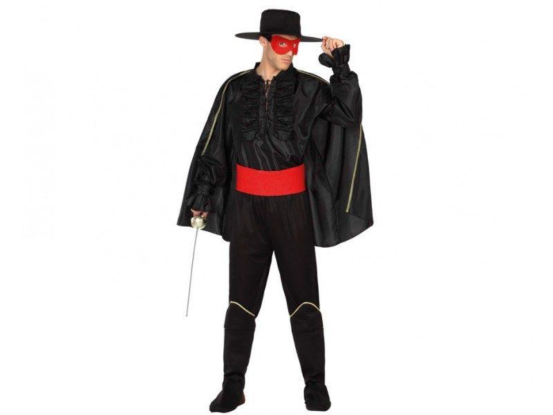 disfraz enmascarado hombre 1 800x600 - DISFRAZ DE ENMASCARADO HOMBRE