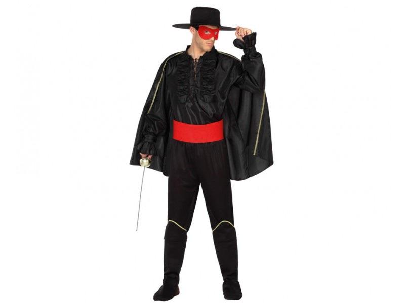 disfraz enmascarado hombre 1 - DISFRAZ DE ENMASCARADO HOMBRE