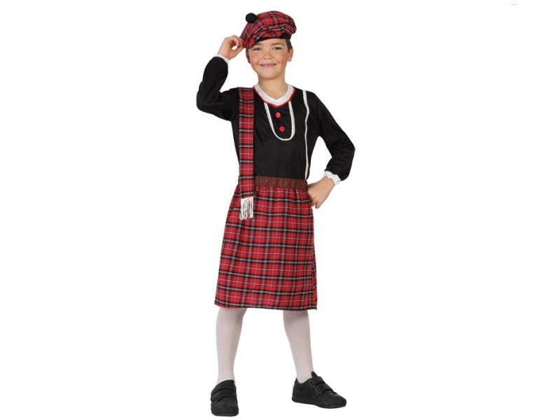 disfraz escoces niño - DISFRAZ DE ESCOCES NIÑO