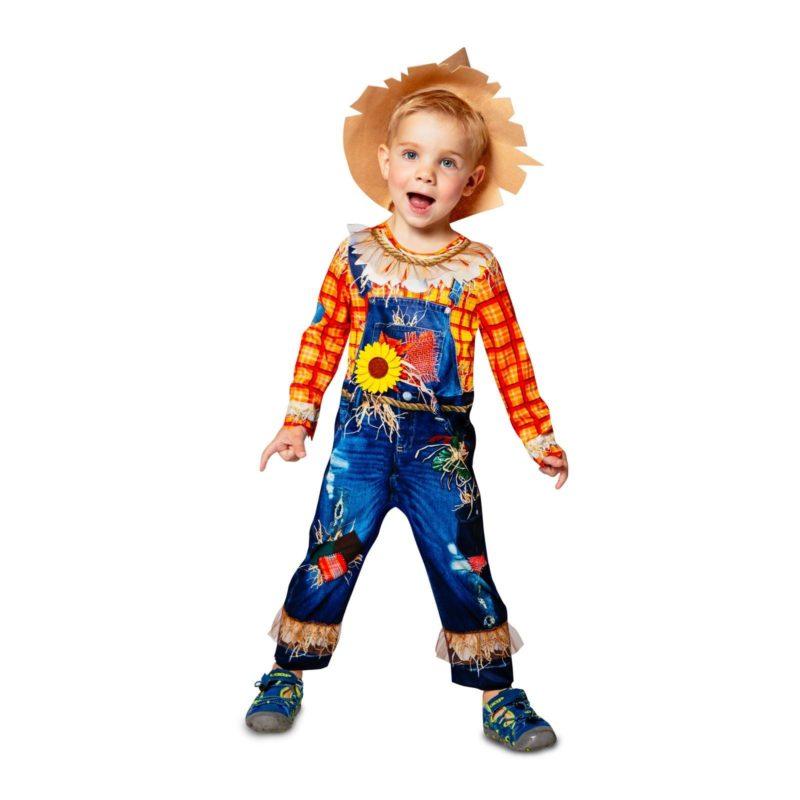 disfraz espantapájaros infantil 800x800 - DISFRAZ DE ESPANTAPÁJARO NIÑO