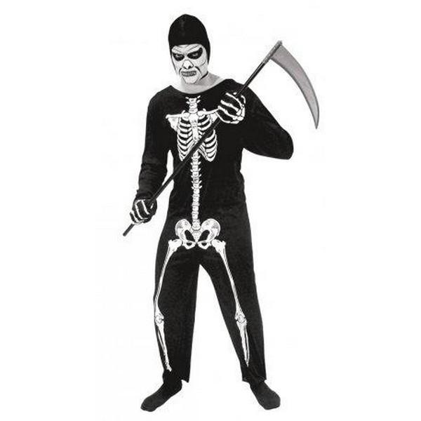 disfraz esqueleto adulto - DISFRAZ DE ESQUELETO ADULTO