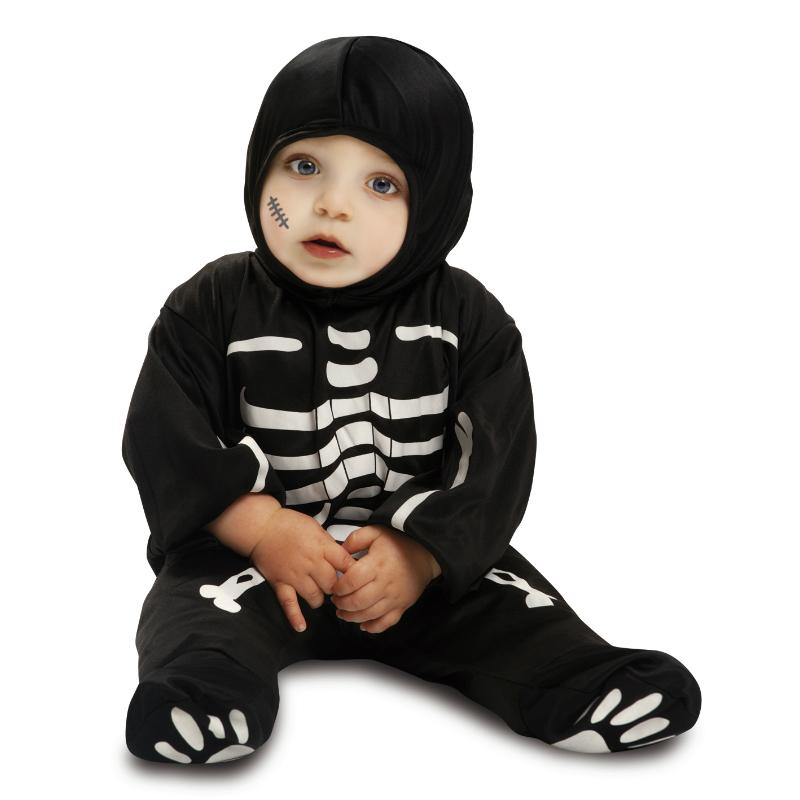 disfraz esqueleto bebé - DISFRAZ DE ESQUELETO BEBE