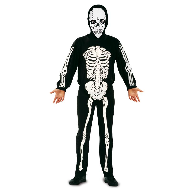 disfraz esqueleto infantil - DISFRAZ DE ESQUELETO INFANTIL