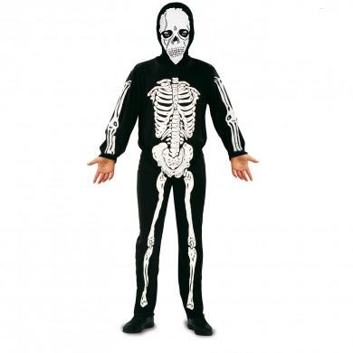 disfraz esqueleto niño - DISFRAZ ESQUELETO NIÑO