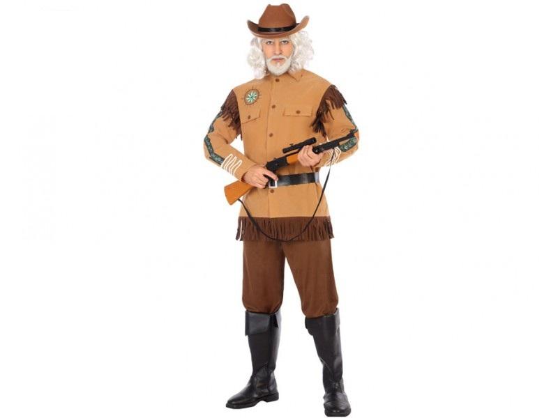 disfraz explorador adulto - DISFRAZ DE EXPLORADOR HOMBRE