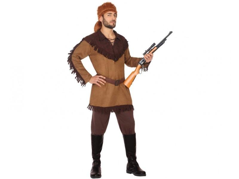 disfraz explorador hombre - DISFRAZ EXPLORADOR BUFALO BILL HOMBRE